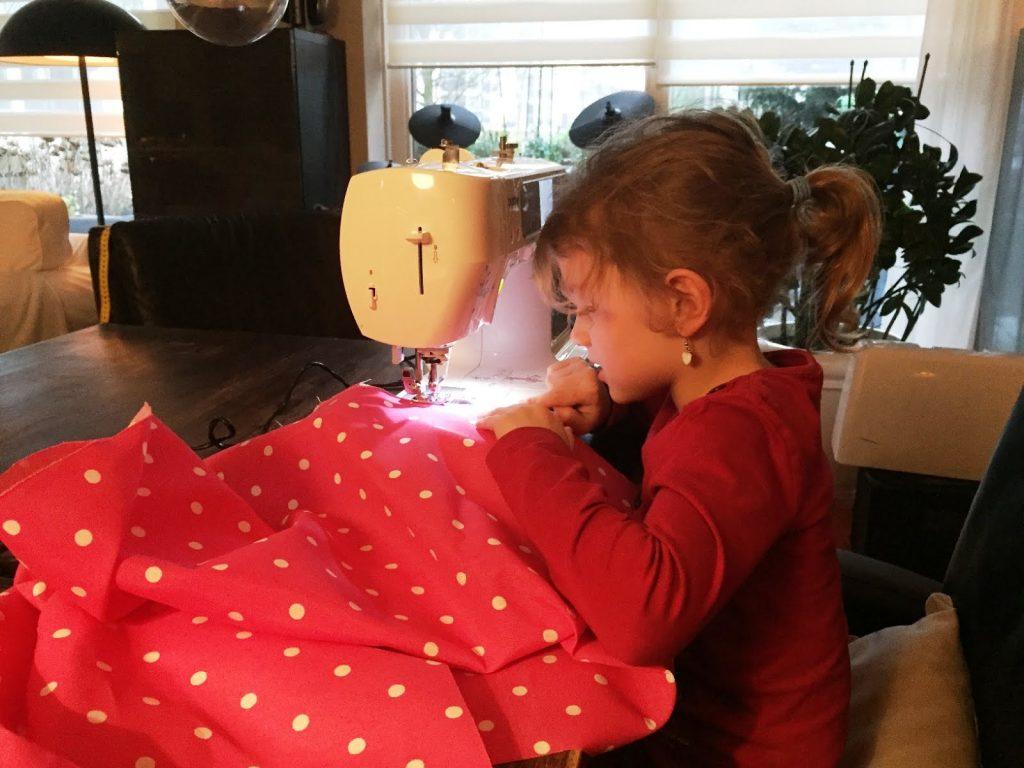 Blogs over naaien, breien en haken op De vrolijke roze vlinder