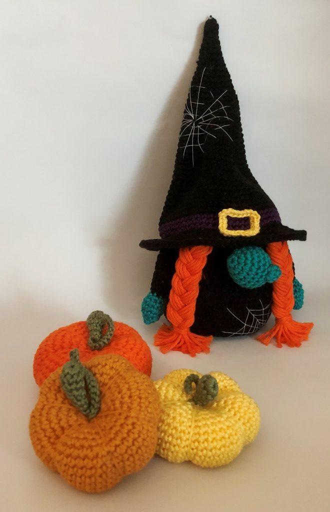 Haken: halloween verrassing voor de kleinkindjes